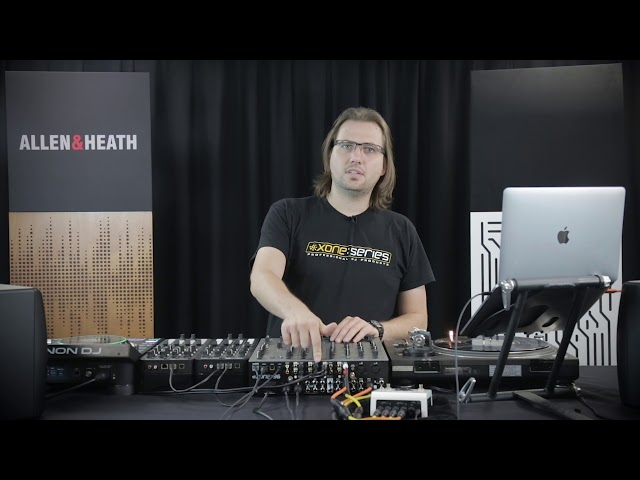 Xone:96 - Traktor Scratch DVS Set Up